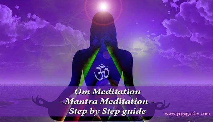 Om Meditation - Mantra Meditation step by step