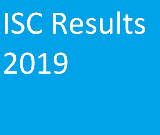 ISC Results 2019