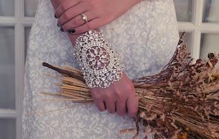 Show-Stopping Rhinestone Bracelet