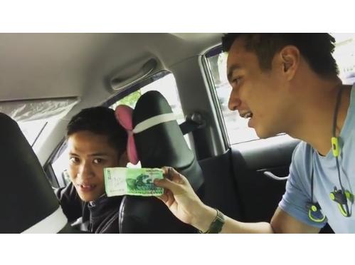 Naik Uber, Baim Wong Bingung Sang Sopir Tak Mau Dibayar, Ternyata Alasannya Mengejutkan!