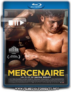 Mercenário Torrent - BluRay Rip 720p e 1080p Dual Áudio