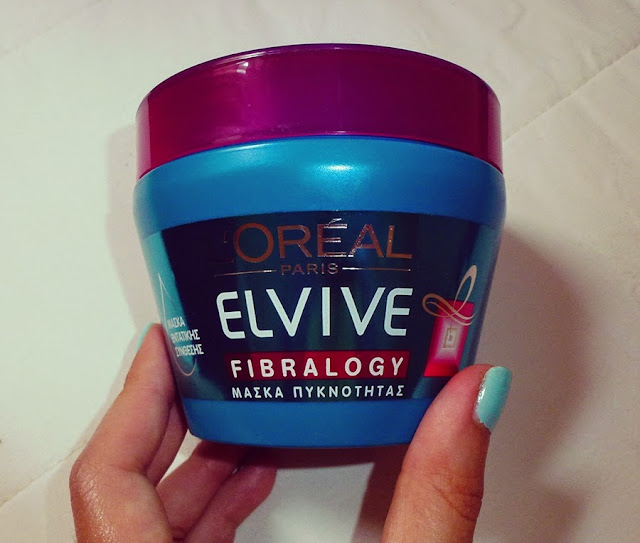 fibralogy hair mask