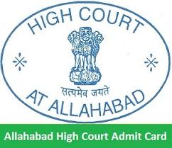 Allahabad High Court Junior Assistant Admit Card 2018