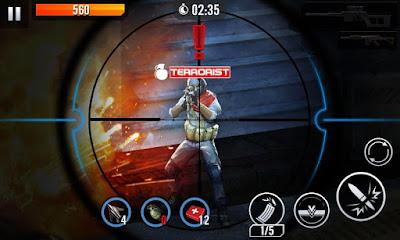 Elite Killer: SWAT v1.3.1 (Mod Monye) Apk Terbaru