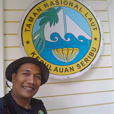 Taman Nasional Laut Kepulauan Seribu.