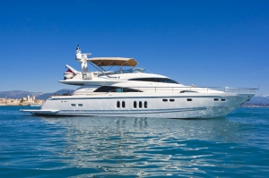 Delivery new yacht 78 ft Ipswich - Miami