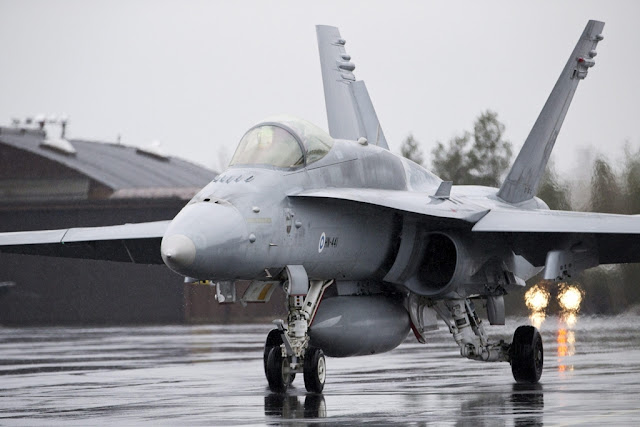FINLAND HAS RECEIVED FIVE OFFERS TO REPLACE HORNETS FLEET
