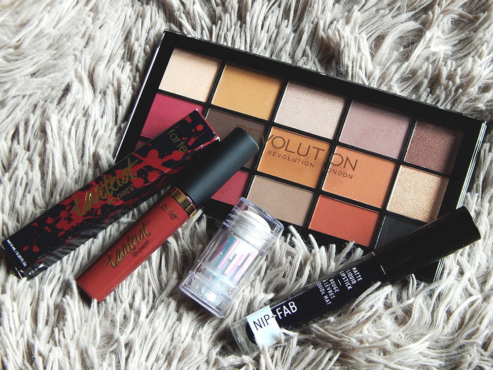Makeup revolution reloaded palette vitality