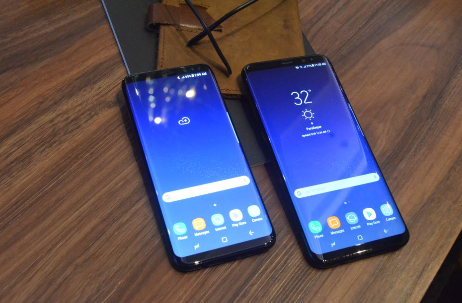 Samsung Philippines unveils Galaxy S8 and S8+, pre-order starts April 17
