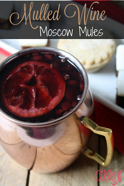 Mulled Wine Moscow Mules