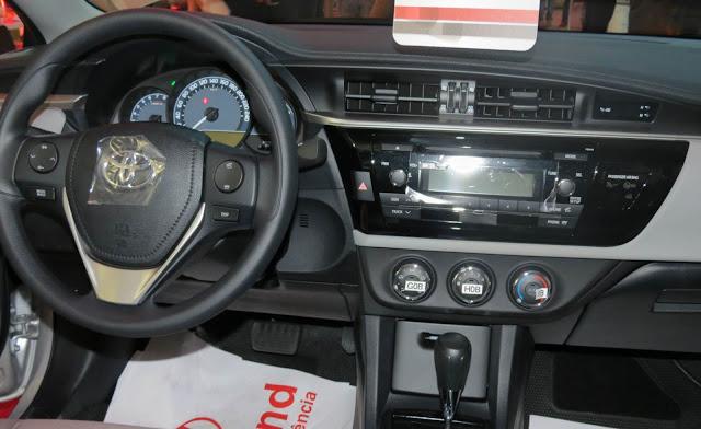 Toyota suspende produção do Corolla GLi de R$ 69,9 mil
