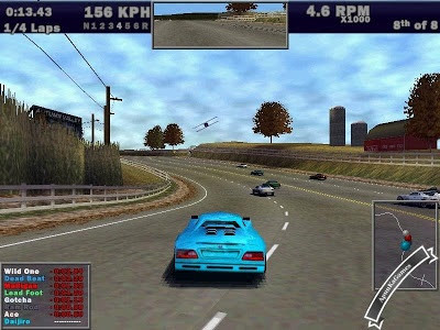 Need For Speed 3 Hot Pursuit 1998 PC Game Free Download