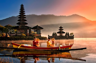 Tempat Wisata di Bali : Danau Beratan Bedugul