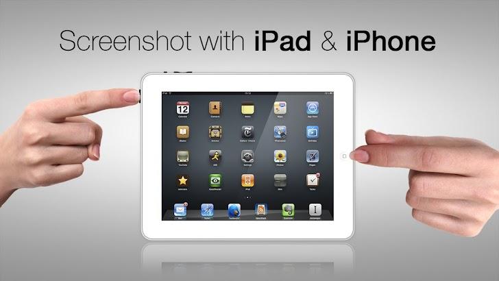 Cara Screenshot Di Ipad Air Mini Dan iPhone