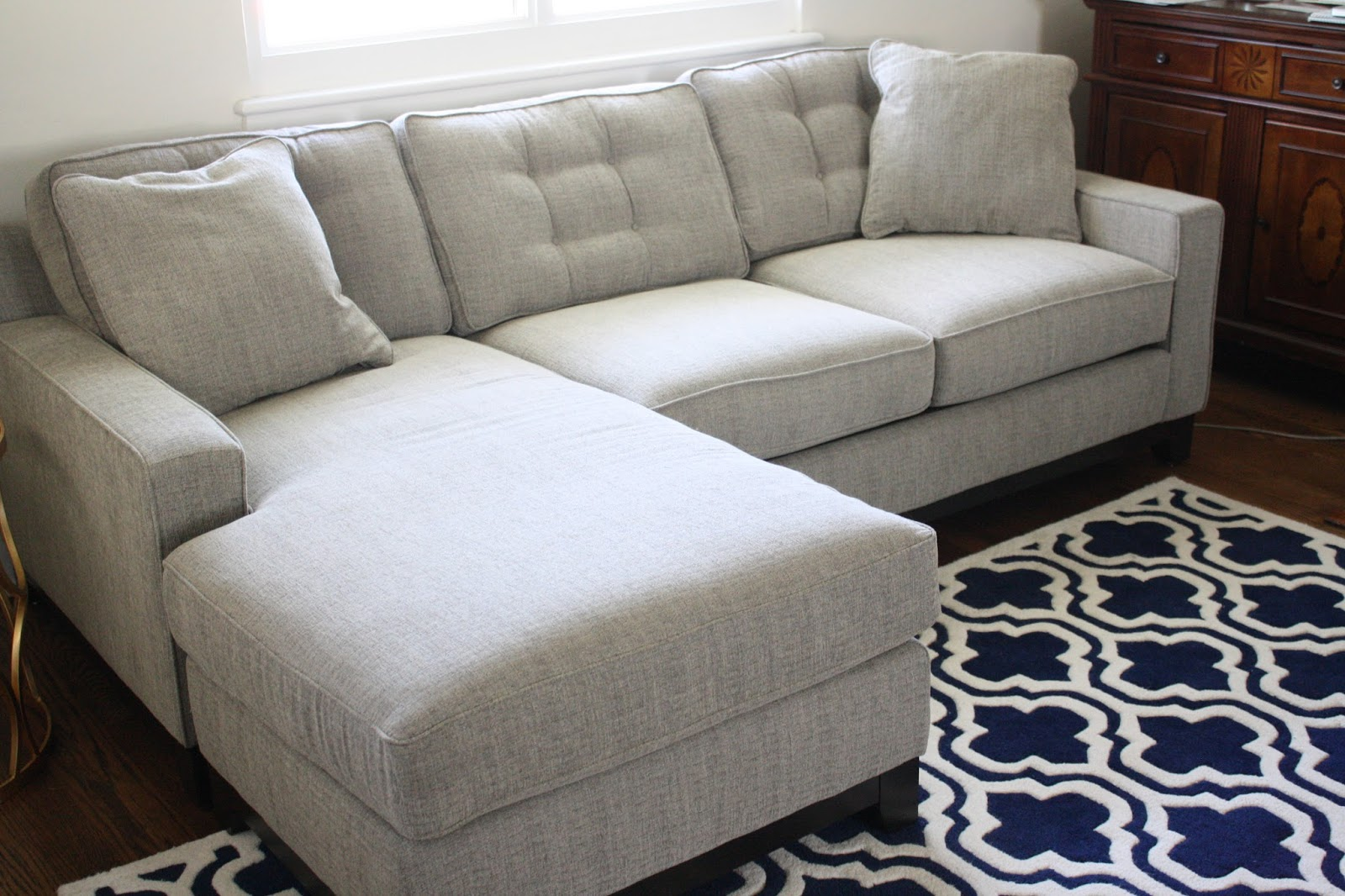 Aly S Bloggity Blog New Couch