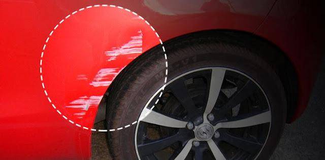 Cara Jitu Menghilangkan Goresan Di Bodi Mobil Update 2017