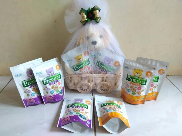 Review Promina Puffs, Snack Bayi Tepat untuk Si Kecil.