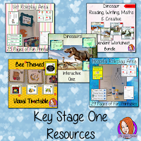 https://thegingerteacher.com/collections/ks1-resources