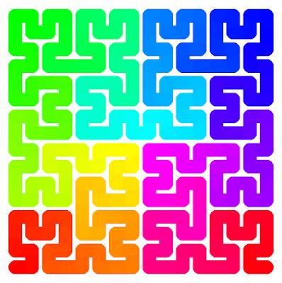 Fun wit JEQL: Hilbert Curves