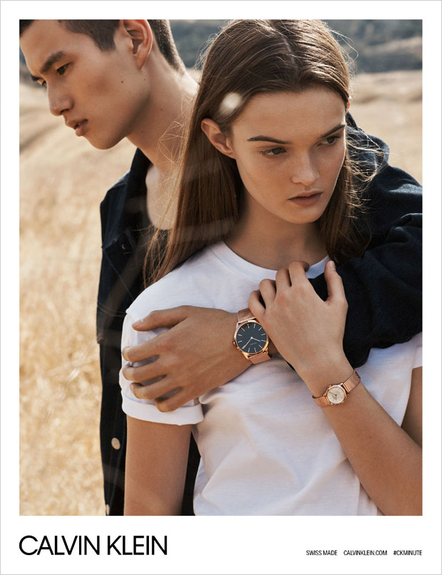 Calvin Klein Spring Summer 2018 Watches & Jewellery Collection