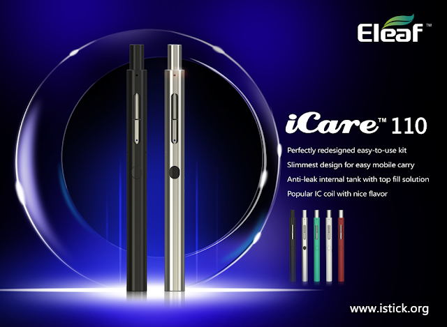 Eleaf iCare 110 Use Manual something you need to know