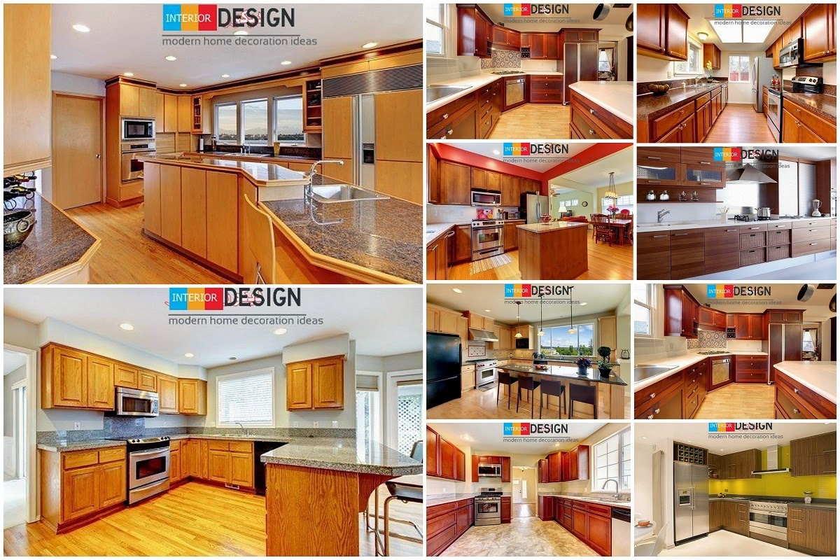Wooden Kitchen Design Ideas - Modern Designs, Tips, And Features Of Kitchens