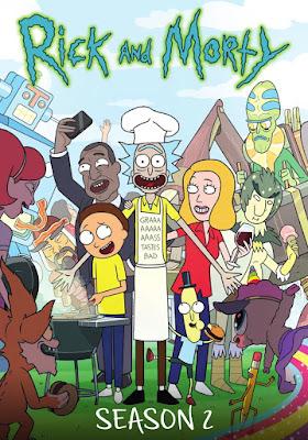 Rick And Morty (TV Series) S02 Custom HD Dual Latino