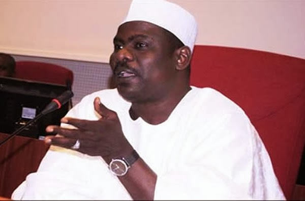 Senate Ali Ndume: My colleagues were wrong for rejecting Buhari's $30bn loan request