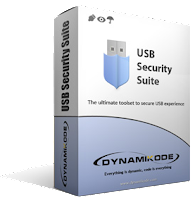 Dynamikode USB Security Suite 1.3 Serial Key is Here [Latest]