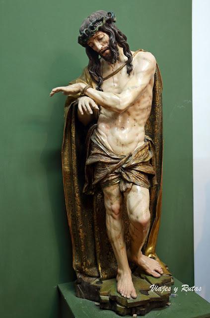 Ecce Hommo de la Iglesia de Santa María de Dueñas