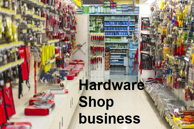 how to start a hardware shop?