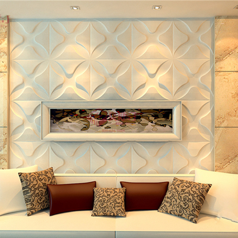 Decor Units: Unique PVC 3D Interior Wall Paneling Plastic Wood, That ...