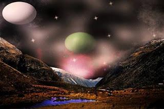 Espace, Planet, Système Solaire, Voyage Dans L'Espace