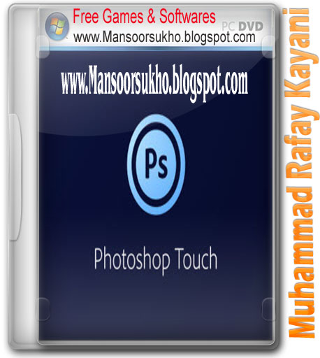 photoshop touch for android phone free download