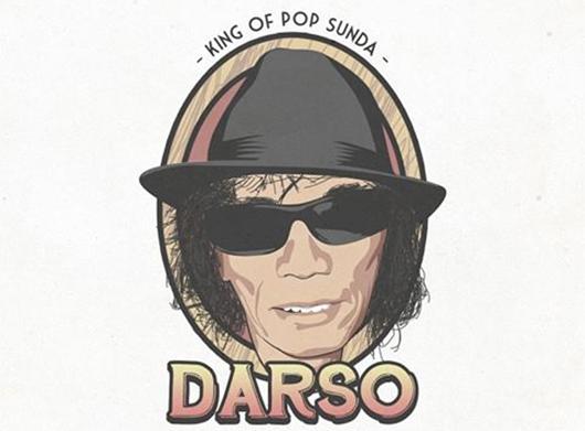 Lirik Lagu Darso - Kabogoh Jauh dan Artinya