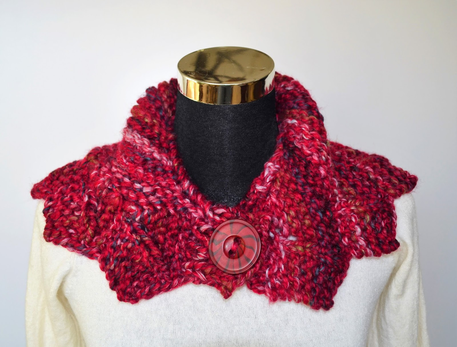 Wiam\'s Crafts: Dragon Fire Cowl