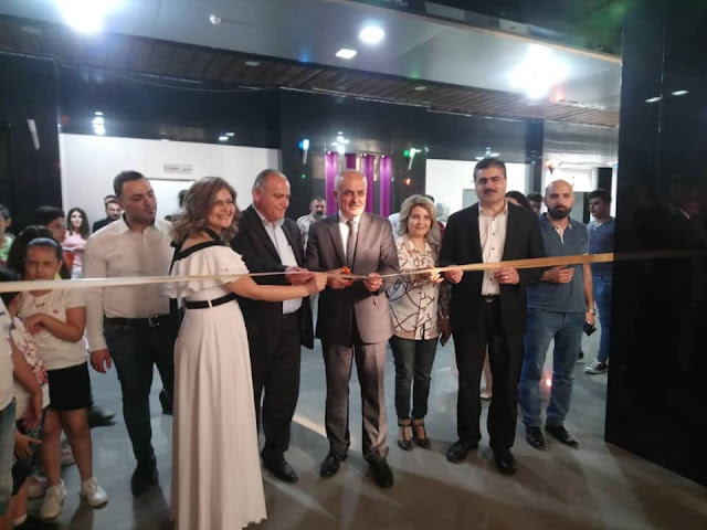 """فعاليات مبادرة """"أبناء الأمل """"في المركز الثقافي العربي بطرطوس"""