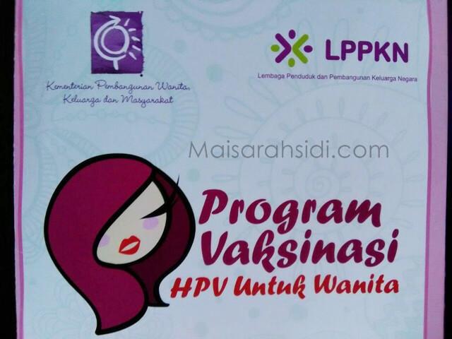 Program Vaksinasi HPV