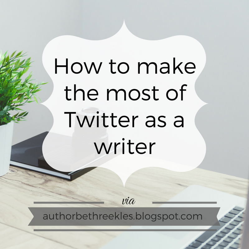 Do you struggle to know how to use Twitter to promote yourself as a writer? I share a few quick tips in this post.