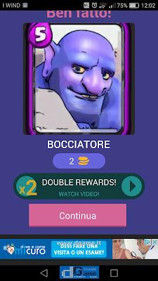 Indovina la carta Royale soluzione livello 78