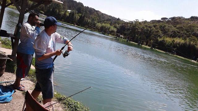 Pesqueiro, Riacho Grande, Sol Pescarias,