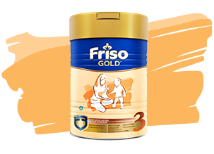 Free Sample Friso