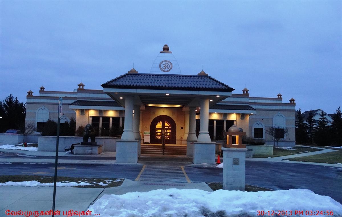 Canton Hindu Temple Exploring My Life
