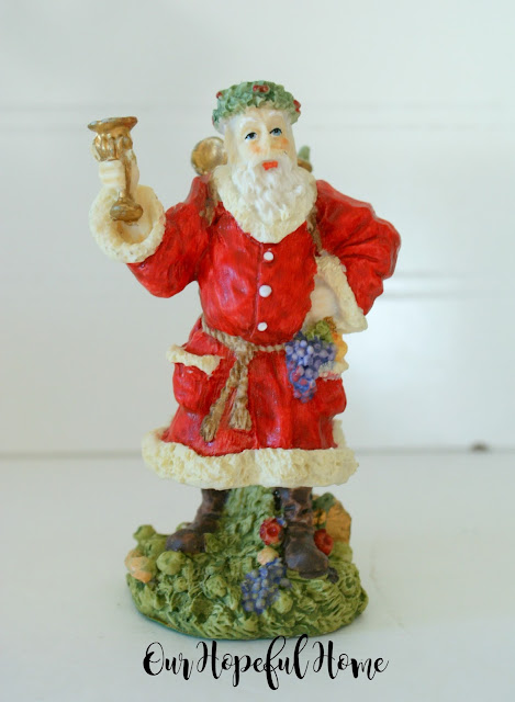 English Father Christmas Christmas International Santa Claus Collection 1992