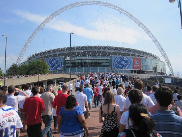 Champions League set for London again.