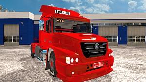 Mercedes Atron truck mod
