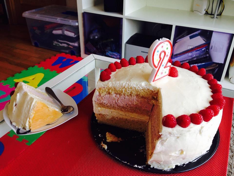 Tort Urodzinowy Dla Dziecka Aktualizacja Macierzyństwo Non