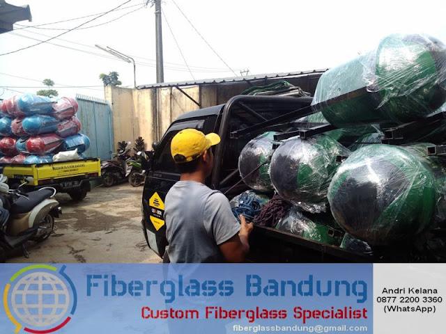 bak sampah fiber