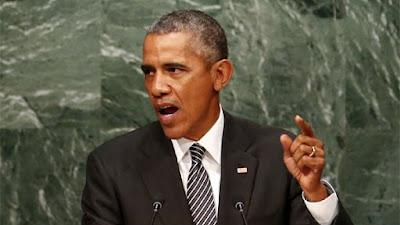 Obama akan veto RUU anti-pengungsi Suriah