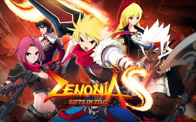 Game ZENONIA S: Rifts In Time MOD APK v1.1.6